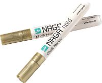 Набор маркеров для доски Naga 22130 (2шт, золото) -