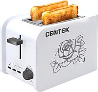 Тостер Centek СТ-1427 (белый) -