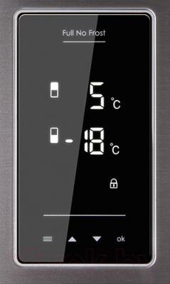 Холодильник с морозильником ATLANT ХМ 4425-049 ND