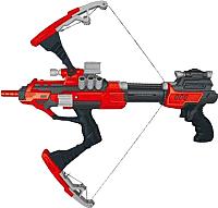 Арбалет игрушечный Haiyuanquan FJ805 (со снарядами) -