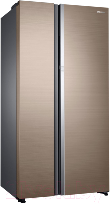 Холодильник с морозильником Samsung RH62K60177P