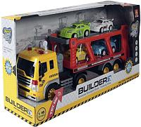 Набор игрушечных автомобилей Haiyuanquan WY570B -