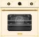 Электрический духовой шкаф Zorg Technology BE6 RST CR -