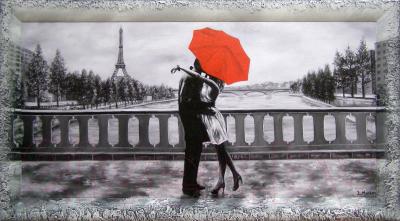 Картина Декарт