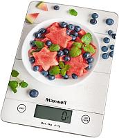 Кухонные весы Maxwell MW-1478MC -