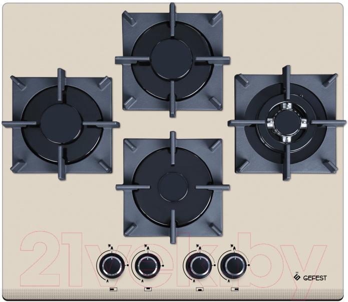 Купить Газовая варочная панель Gefest, 2231-01 К38, Беларусь