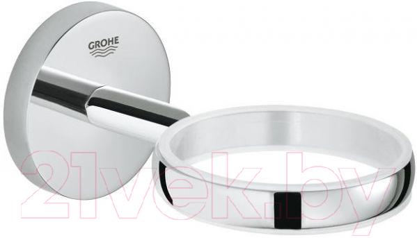Купить Держатель для стакана GROHE, BauCosmopolitan 40585001, Германия, латунь, Bau Cosmopolitan (GROHE)