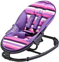 Детский шезлонг Caretero Boom (purple) -