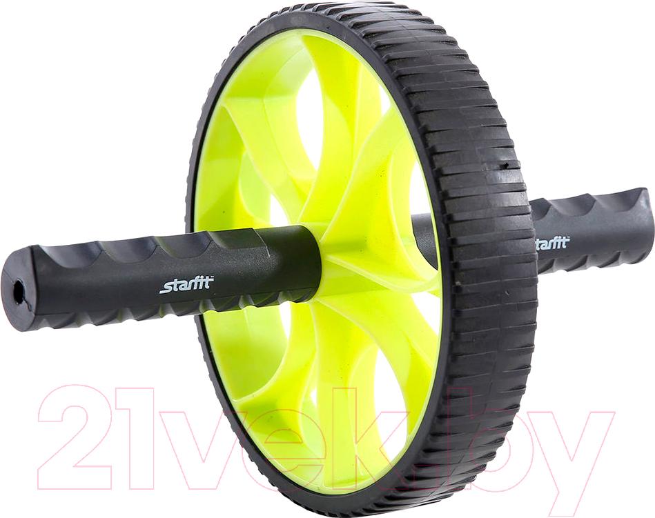 Купить Ролик для пресса Starfit, RL-103 (зеленый/черный), Китай