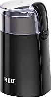 Кофемолка Holt HT-CGR-002 (черный/металлик) -