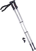 Палки для скандинавской ходьбы Berger Longway 77-135 (серый/черный) -