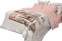 Комплект постельного белья Нордтекс Волшебная ночь Lafler ВН 1502 21021+8305/18 -