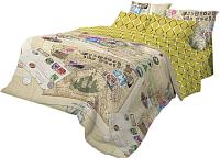 Комплект постельного белья Нордтекс Волшебная ночь Travel ВН 1502 21081+8314/2 -