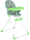 Стульчик для кормления Карапуз Jimmy Alis 1332 (зеленый) -