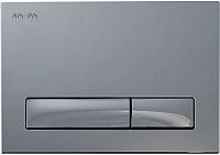 Кнопка для инсталляции AM.PM I014151 (глянцевый хром) -