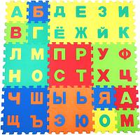 Коврик-пазл Sunta С русскими буквами / 1101AT/36 (36эл) -