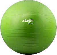 Фитбол гладкий Starfit GB-101 (75см, зеленый) -