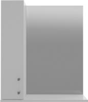 Шкаф с зеркалом для ванной АВН Эко+ 50 / 13.35-01 (3) -