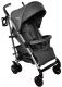 Детская прогулочная коляска Carrello Arena CRL-8504 (storm grey) -