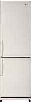 Холодильник с морозильником LG GA-B409UEDA -