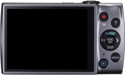 Компактный фотоаппарат Canon PowerShot A3500 (Purple) - вид сзади