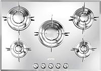 Газовая варочная панель Smeg PTV705ES -