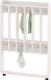 Вешалка для детского сада Славянская столица ДУ-ВН6 (белый) -