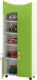 Шкаф игровой Славянская столица ДУ-СМ21 (белый/зеленый) -