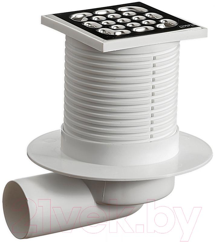 Купить Трап для душа ОРИО, ТО-3210, Россия, нержавеющая сталь