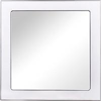 Зеркало Аква Родос Беатриче 80 / АР0001901 (белый/патина хром) -