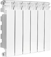 Радиатор алюминиевый Nova Florida Big B4 350/100 (8 секций) -