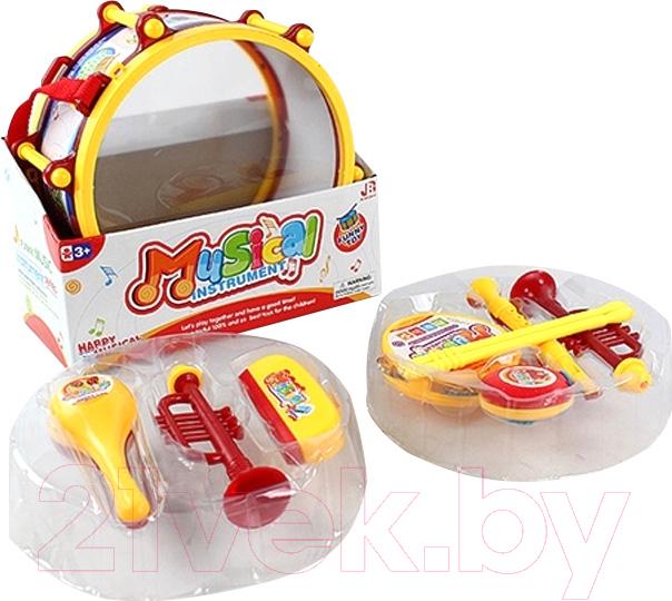 Купить Музыкальная игрушка Ausini, Барабан 68122E, Китай