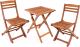 Комплект садовой мебели Garden4you Rouen 06237/06238 -