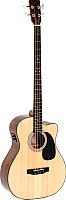 Электроакустический бас Sigma Guitars BMC-1STE -