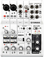Микшерный пульт Yamaha AG06 -
