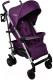 Детская прогулочная коляска Carrello Arena CRL-8504 (ultra violet) -