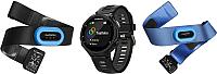 Умные часы Garmin Forerunner 735XT Tri / 010-01614-09 (черный/серый) -