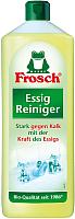 Средство для удаления известковых отложений Frosch Уксус (1л) -