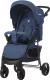 Детская прогулочная коляска Carrello Quattro CRL-8502 (blue/deep water) -