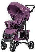 Детская прогулочная коляска Carrello Quattro CRL-8502 (purple/amethyst) -
