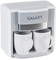 Капельная кофеварка Galaxy GL 0708 (белый) -