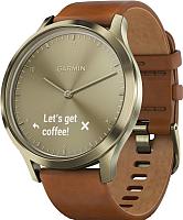 Умные часы Garmin Vivomove HR Premium / 010-01850-25 -