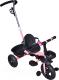 Детский велосипед с ручкой Sundays SN-2in1-TR-13 (розовый) -