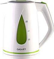 Электрочайник Galaxy GL 0201 (зеленый) -