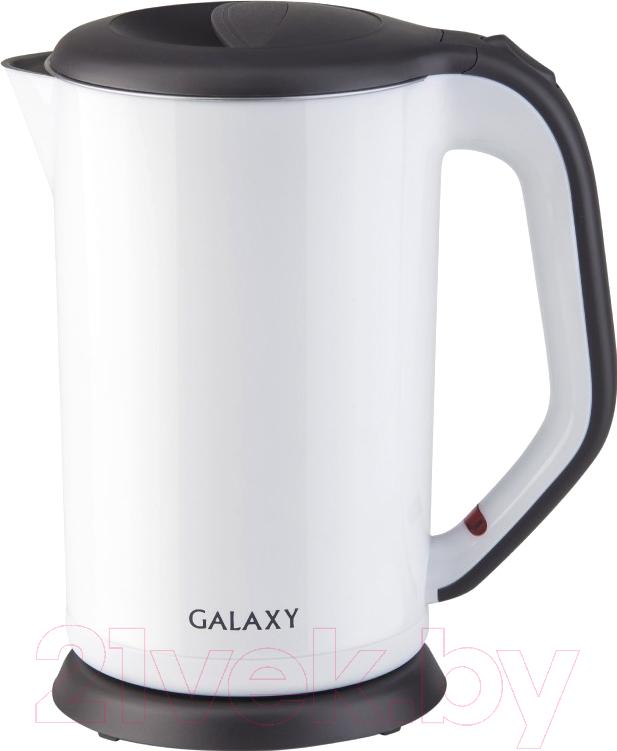 Купить Электрочайник Galaxy, GL 0318 (белый), Китай