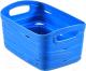 Корзина Curver Ribbon XS 00728-X08-00 / 221161 (синий) -