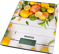 Кухонные весы Marta MT-1634 (цитрусовый микс) -