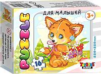 Пазл Topgame Пушистик Лисенок / 01120 -