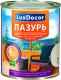Лазурь для древесины LuxDecor Темный орех (750мл) -