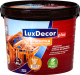 Пропитка для дерева LuxDecor Plus каштан (10л) -